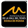 Logo Mancomunitat - Escola de Música